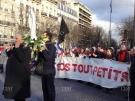 Manifestation anti-avortement et contre la loi sur la fin de vie